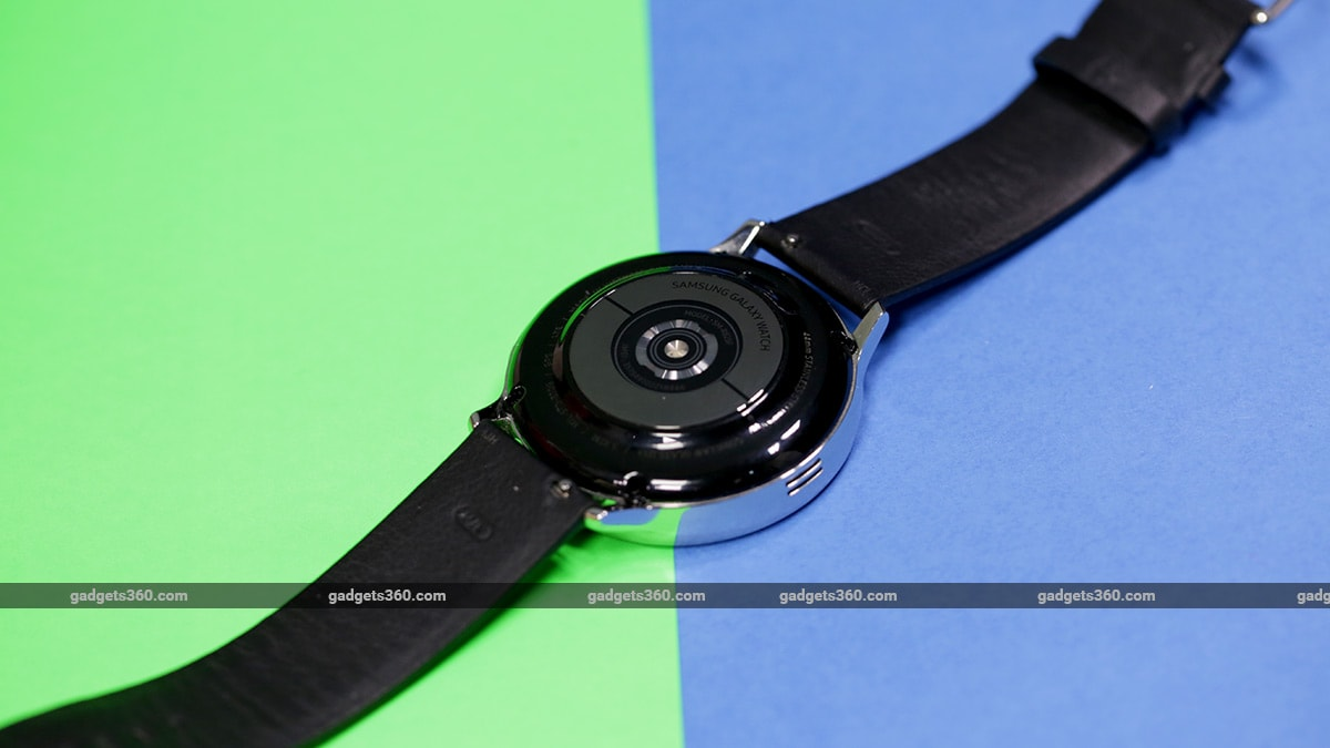 Samsung Galaxy Watch Active 2 Heart rate tracker Samsung Galaxy Watch Active 2 4G Review