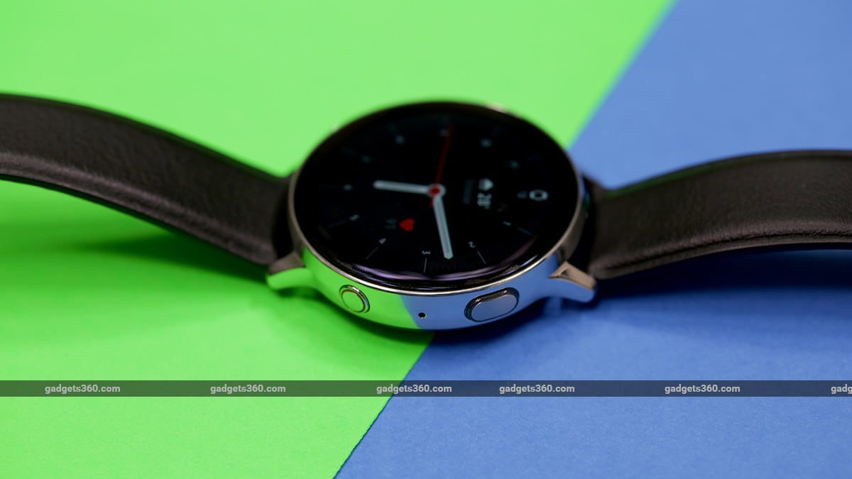 Samsung Galaxy Watch Active 2 buttons Samsung Galaxy Watch Active 2 4G Review
